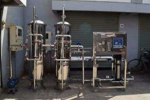 2000 Lph Stainless