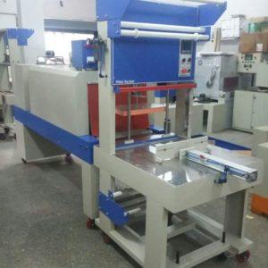 Automatic Stretch Wrap Machine